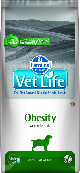 Vet Life Obesity (Hund)